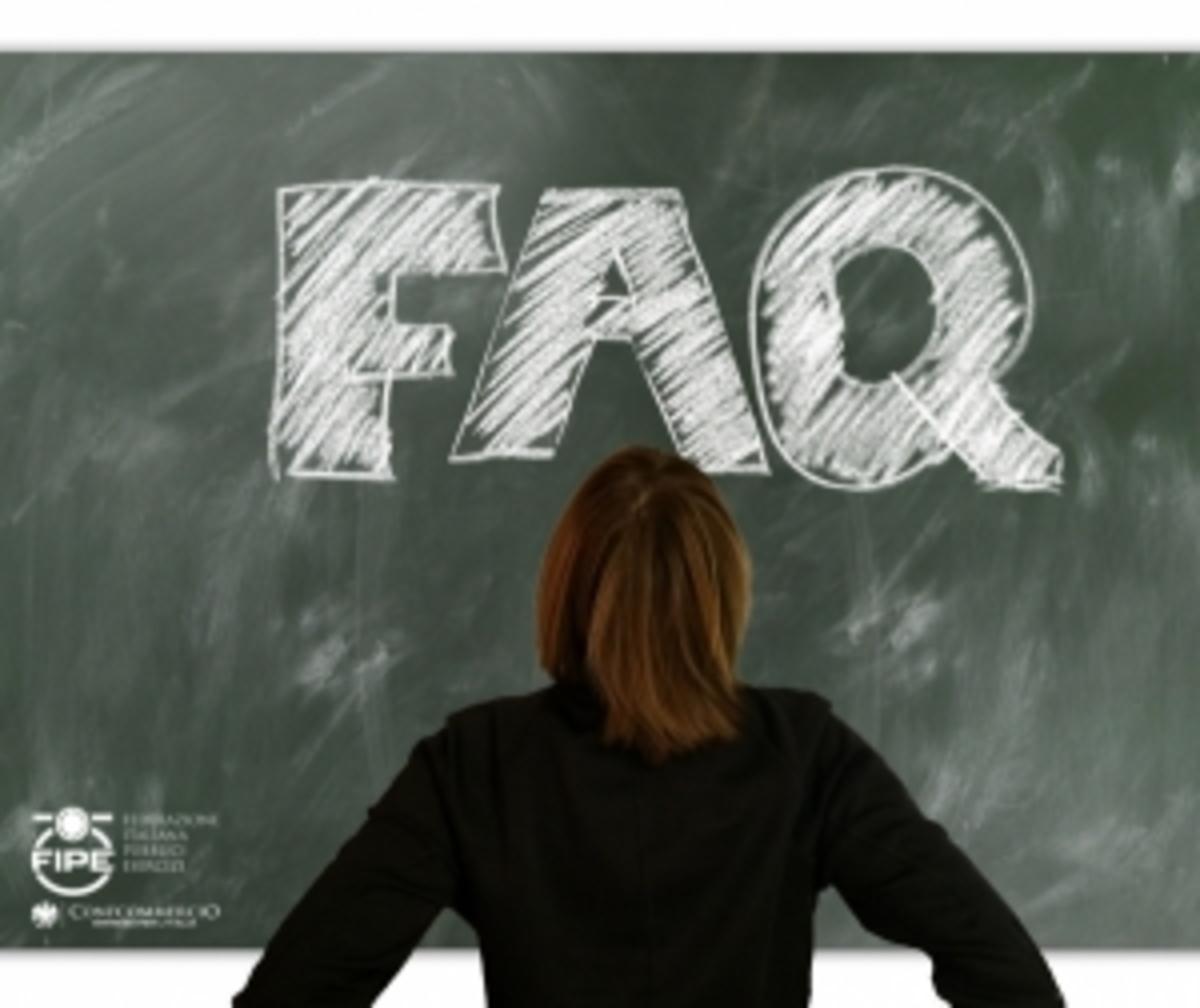 FAQ GREEN PASS E SERVIZI – AGGIORNAMENTO