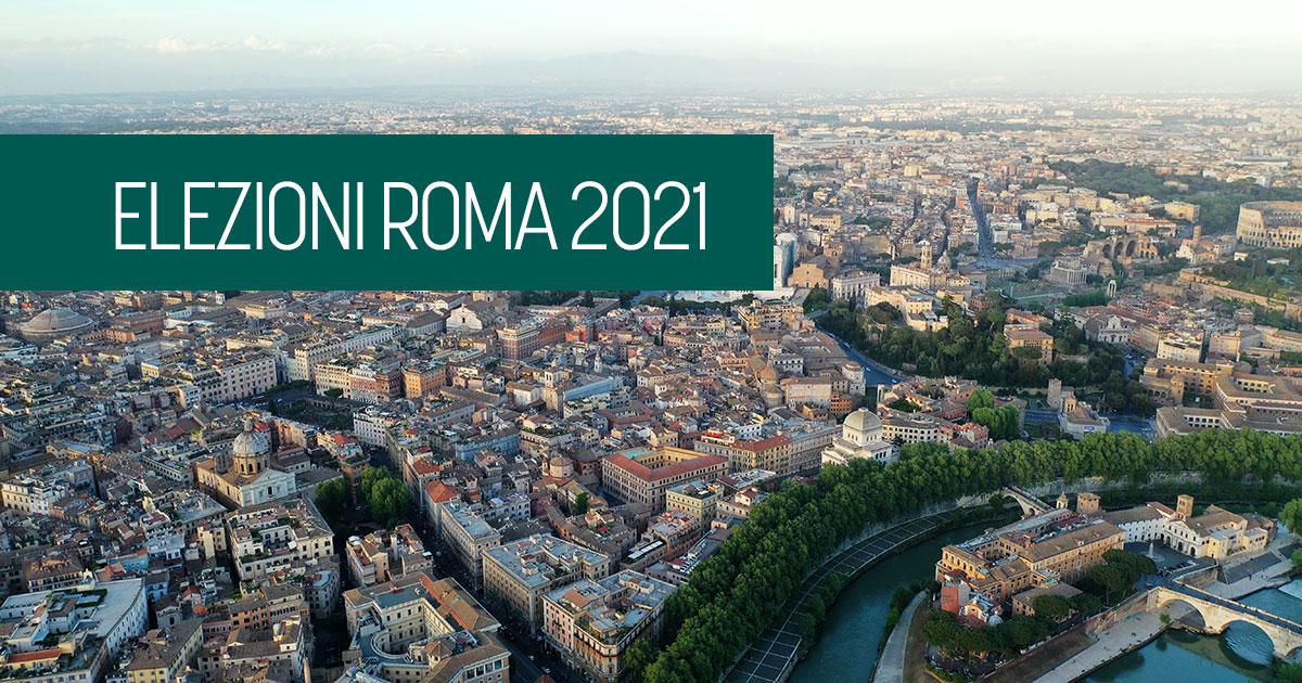 ROMA2021   Si chiudono due giornate di incontri con i candidati alla Presidenza di X e I Municipio